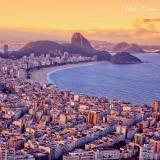 5. @babilemos. Com 86 mil seguidores, Bárbara Lemos faz belíssimas fotografias do Rio de Janeiro —em especial, das praias da cidade. Já foi jurada do concurso cultural 'Fotografe o Brasil', promovido pela Canon.